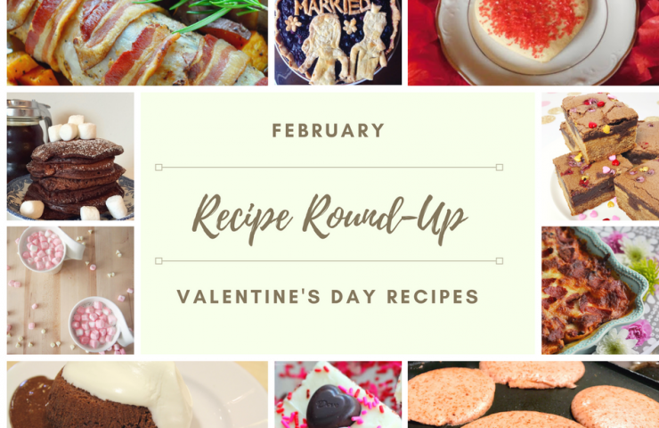 February Recipe Round-Up + Instant Pot Giveaway!