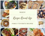 March Recipe Roundup: Family Favorites and AirFryer Giveaway!