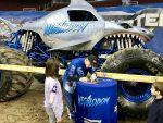 Monster Jam Truck Show Tips