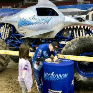 Monster Jam Truck Show Tips