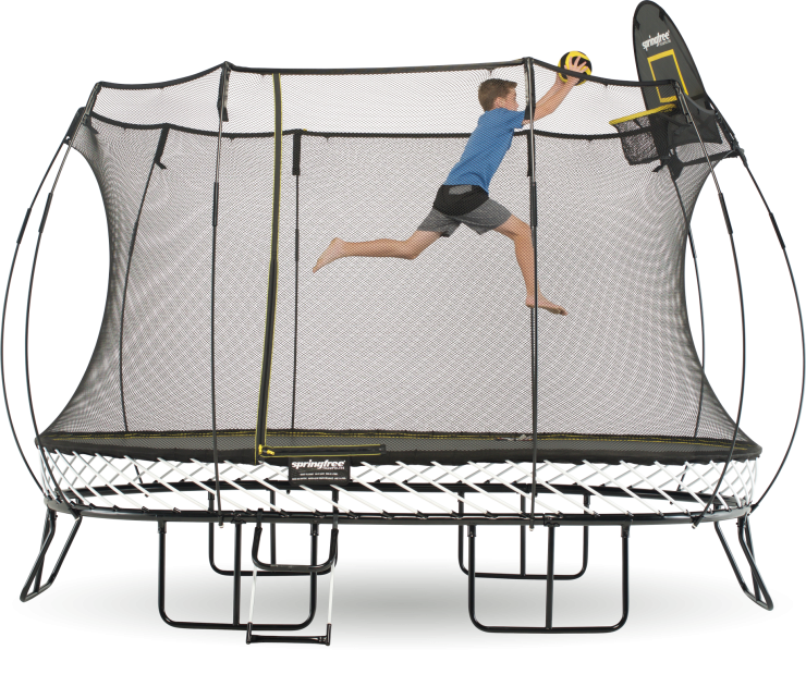 Springfree Trampoline Backyard Summer Refresh Giveaway!