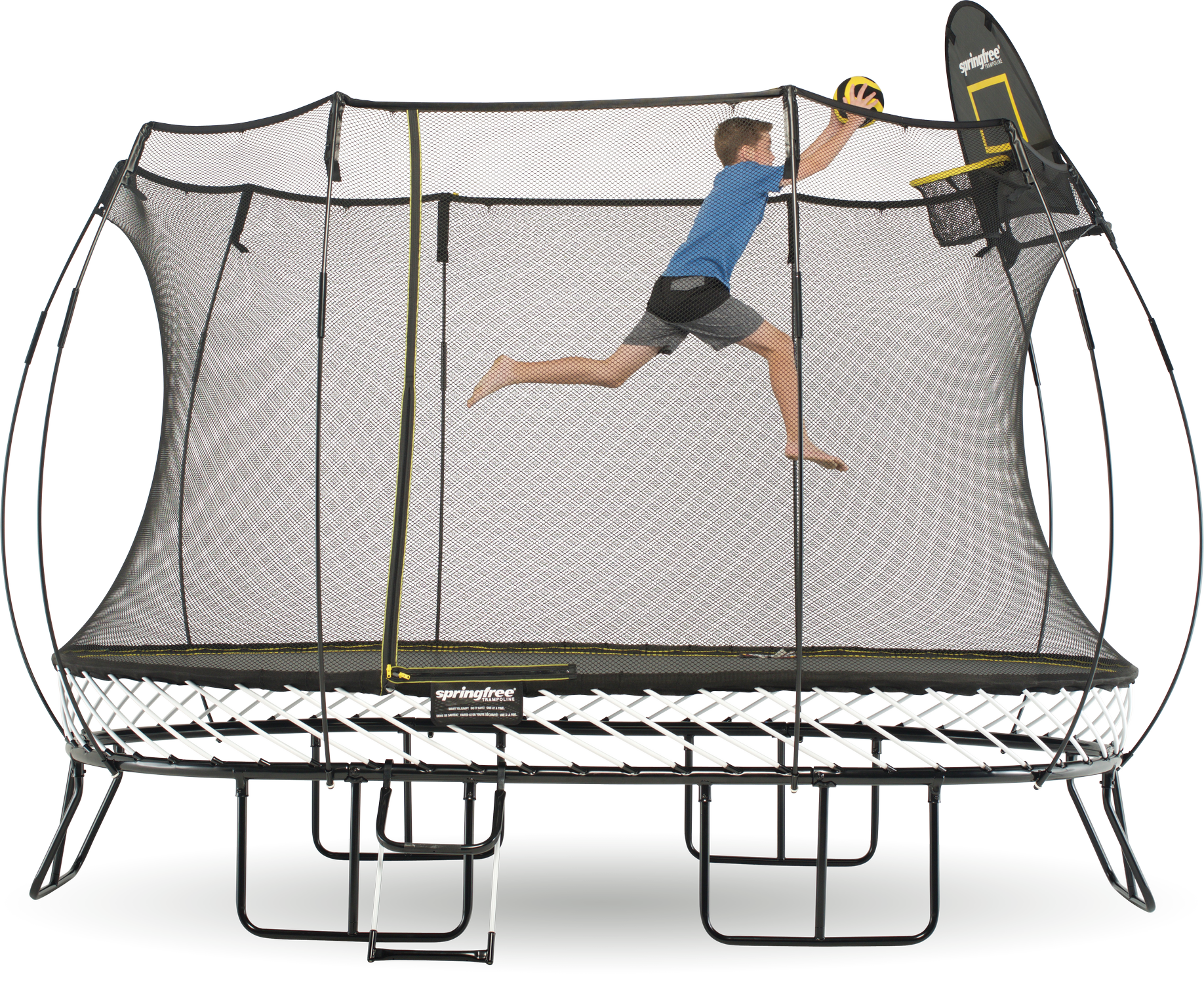 Springs Trampoline Park Waiver: Springfree Trampoline Backyard Summer Refresh Giveaway