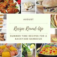 Backyard Barbecue Recipes + Lodge Dutch Oven Giveaway!