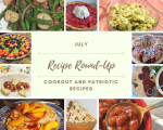 July Recipe Round-Up + Food Dehydrator Machine Giveaway!