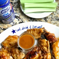 Pressure Cooker Buffalo Wings