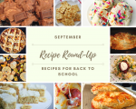 Back to School Recipes + Win a $150 Target gift card!