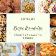 $150 Target Gift Card Giveaway + Back to School Recipes