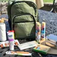 "Giveaway: ""Backpacks Full of Good"" from Tom's of Maine"