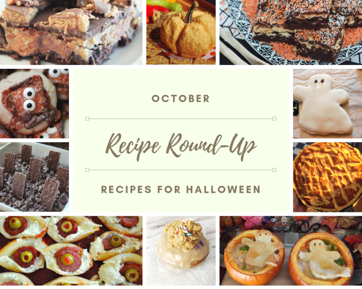 Fall Recipes + Fall Baking Pans Giveaway!