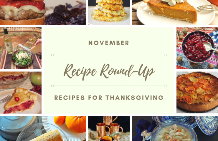 Thanksgiving Recipes + Amazon Gift Card Giveaway