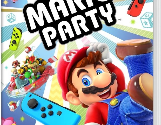 Super Mario Party on Nintendo Switch!