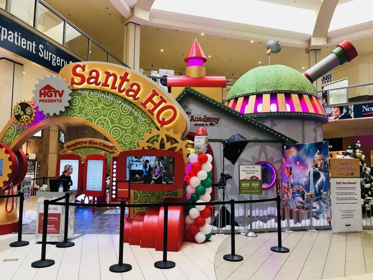 Santa HG Deptford Mall