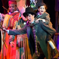 See a Charles Dickens Christmas Classic at Walnut Street Theatre