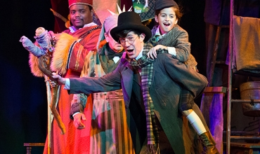 Walnut Street Theatre A Christmas Carol
