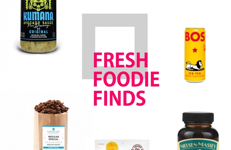 Fresh Foodie Finds