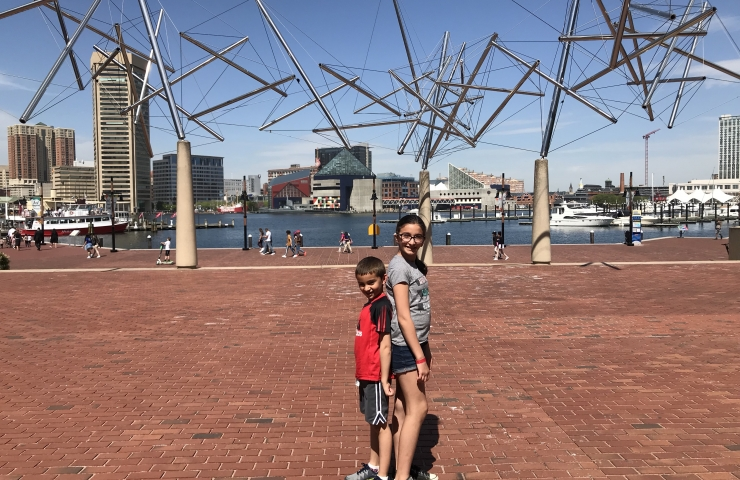 Baltimore's Inner Harbor Attractions