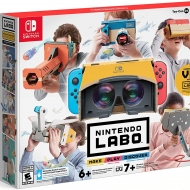 Nintendo Labo: Virtual Reality for your Switch