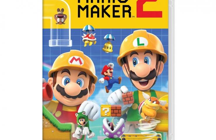 Review: Super Mario Maker 2 for Nintendo Switch