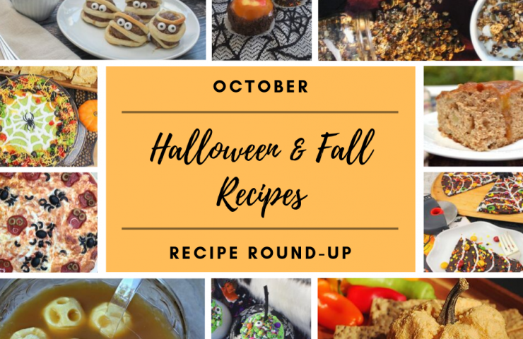 Halloween & Fall Recipe Roundup