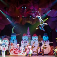 Cirque Dreams for the Holidaze