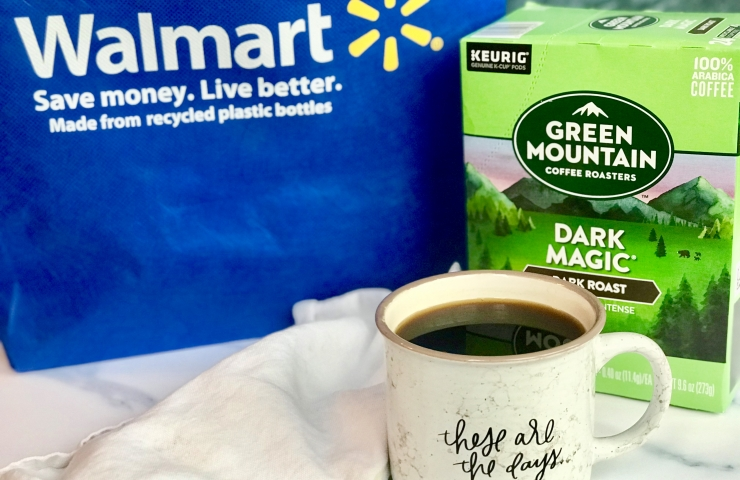 Making a Difference with Green Mountain Coffee from Walmart