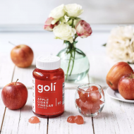 You'll crave your daily ACV with Goli Gummies