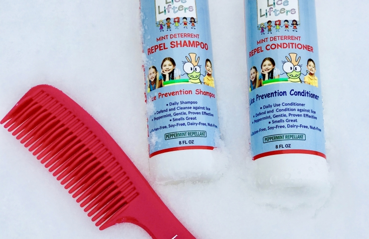 New Lice Lifters Shampoo & Conditioner Giveaway